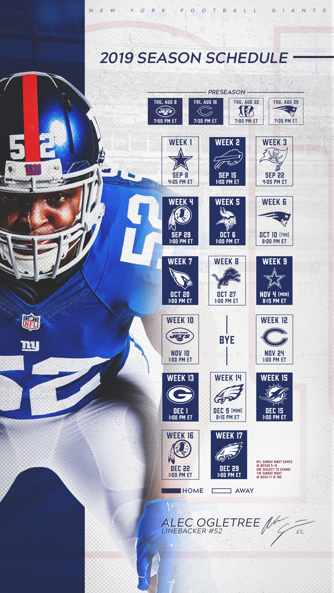 Divine image intended for ny giants printable schedule